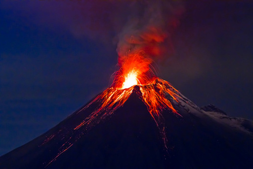 6 of the World's Best Places to Watch Active Hot Lava