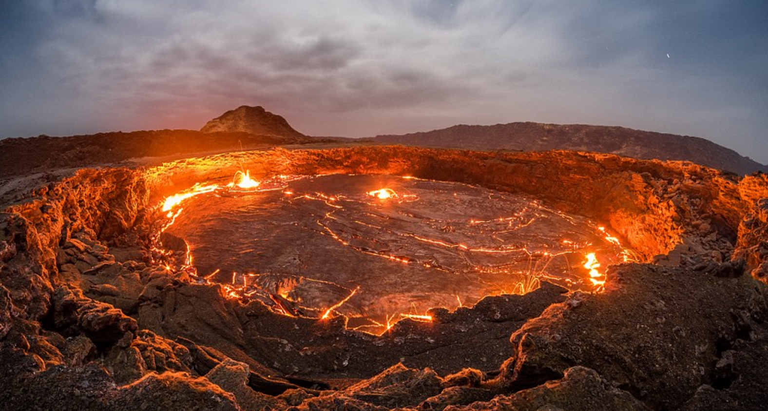 6 of the World's Best Places to Watch Active Hot Lava Flow