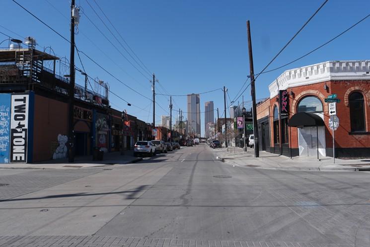 STREETS OF DEEP ELLUM