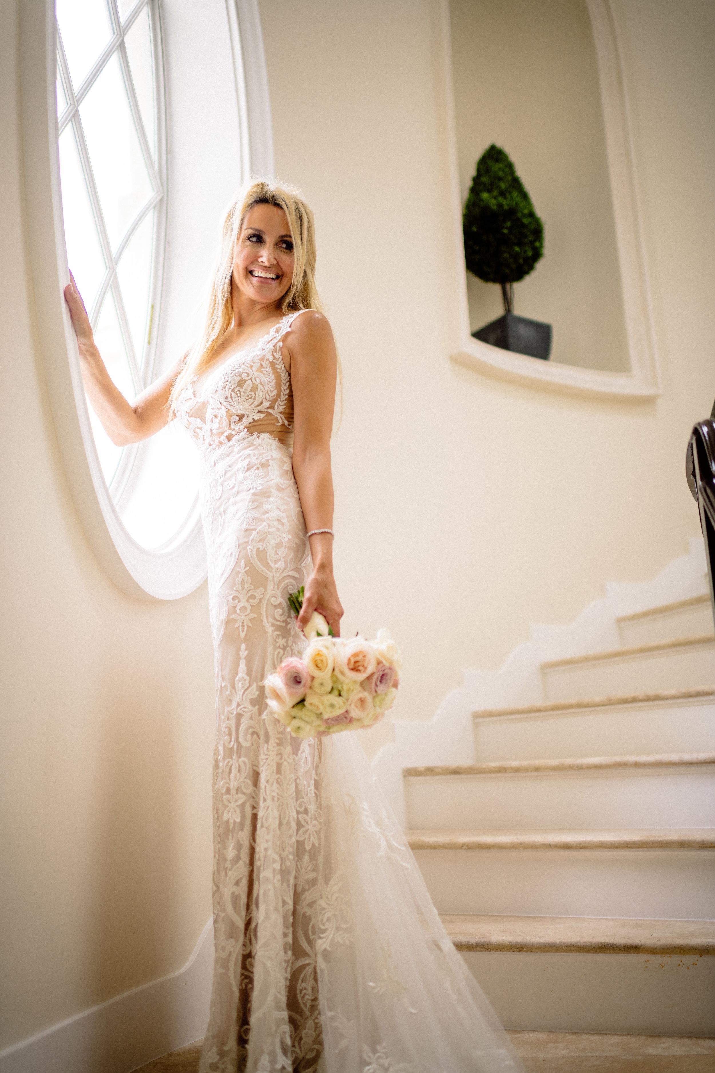 Along Came Stephanie wedding Turks Caicos Matt Steeves photography destination Long Bay Beach.jpg