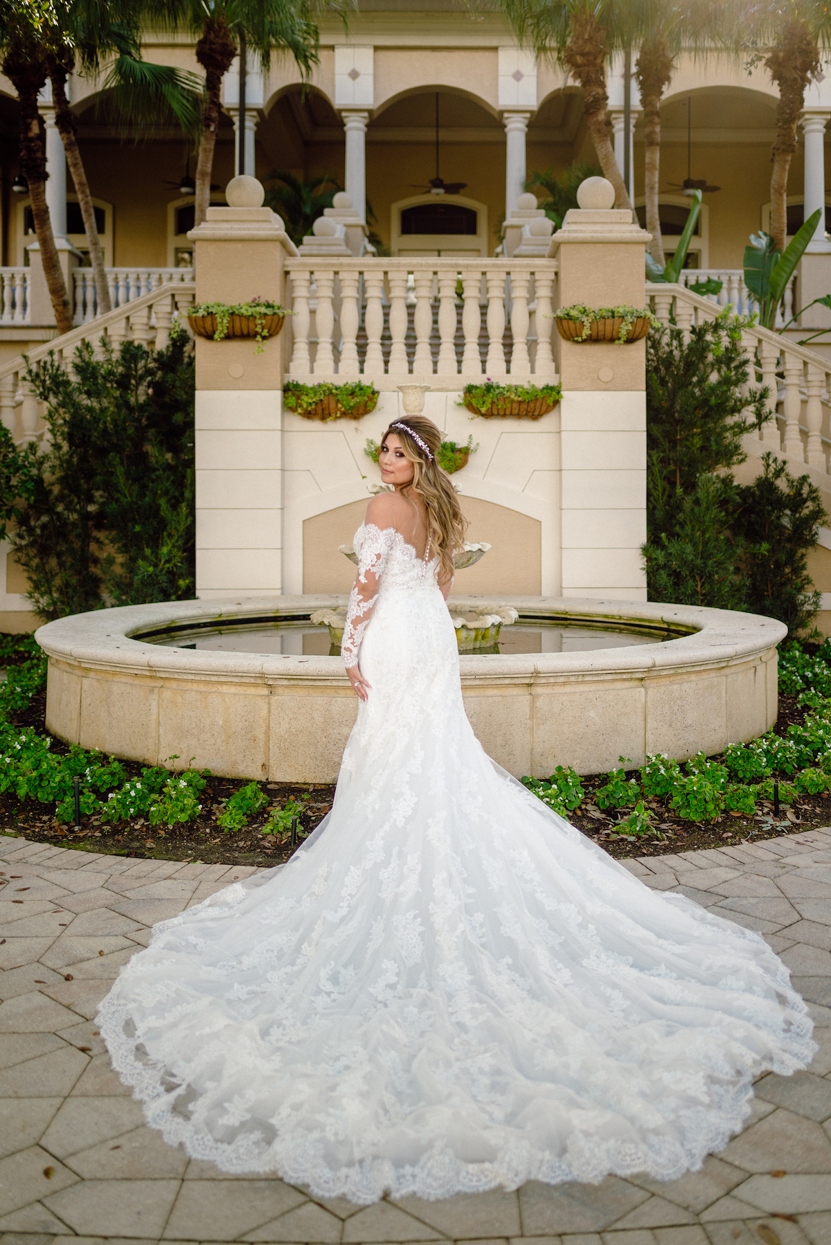 Matt Steeves Photography Bridal Portrait The Club at the Strand Naples FL Weddings Fort Myers.jpg