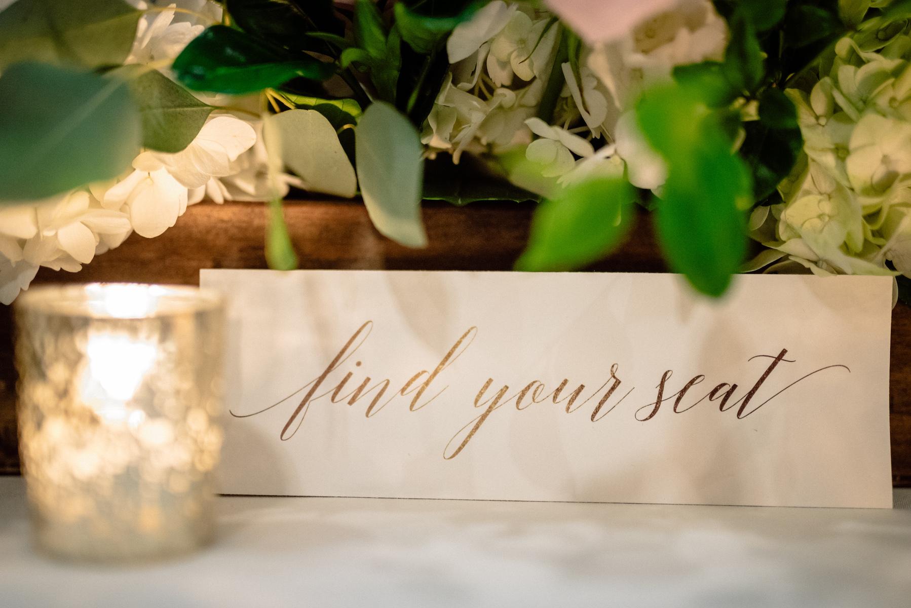 Escort Card Display Matt Steeves Photography Naples weddings.jpg