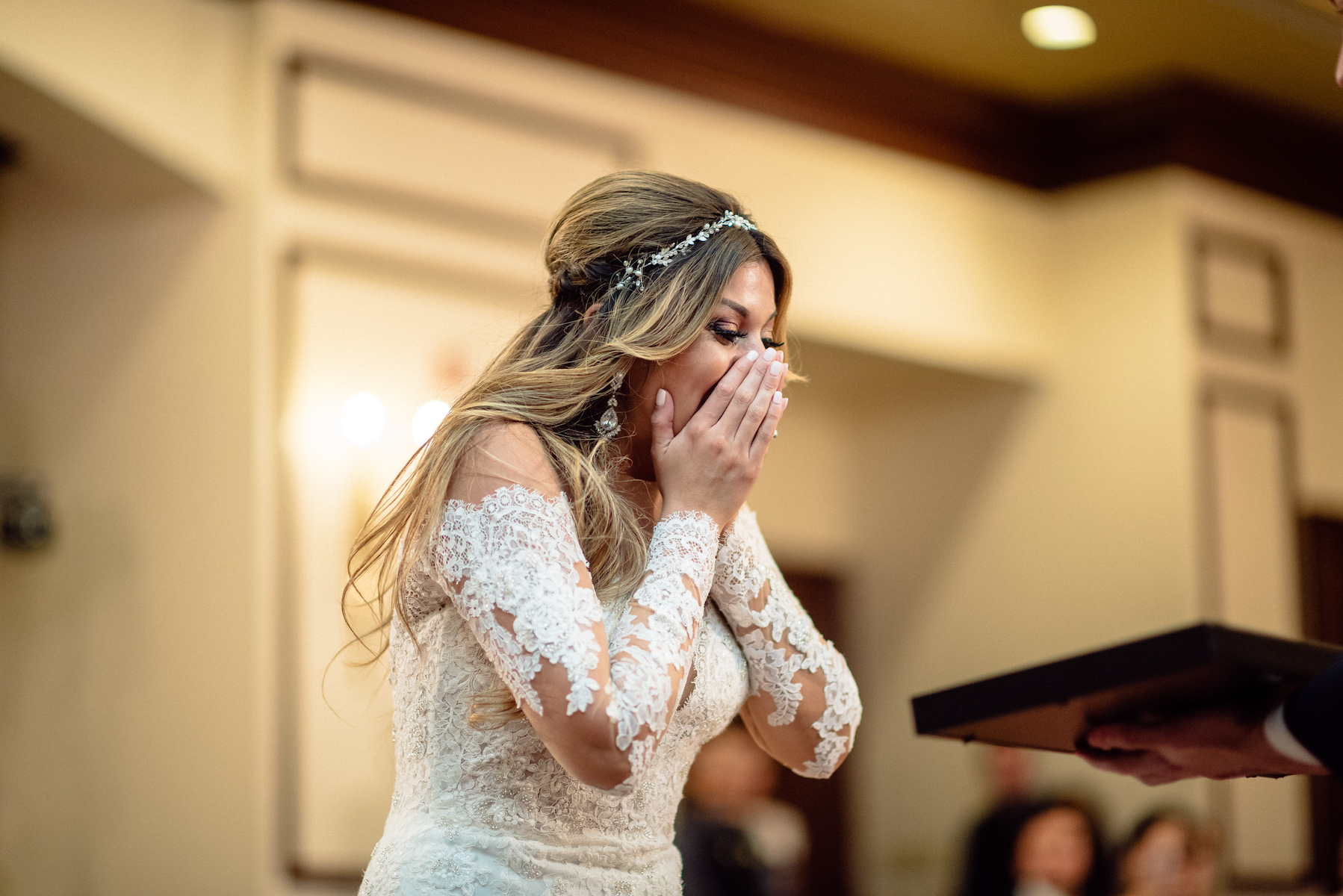 Wedding Surprise The Club at the Strand Naples FL weddings Matt Steeves Photography.jpg