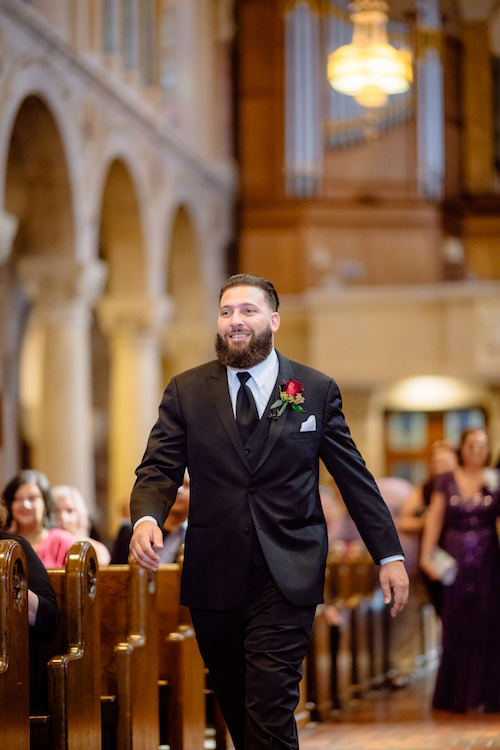 St Anthony of Padua Wilmington DE Wedding by Matt Steeves Photography 9.jpg