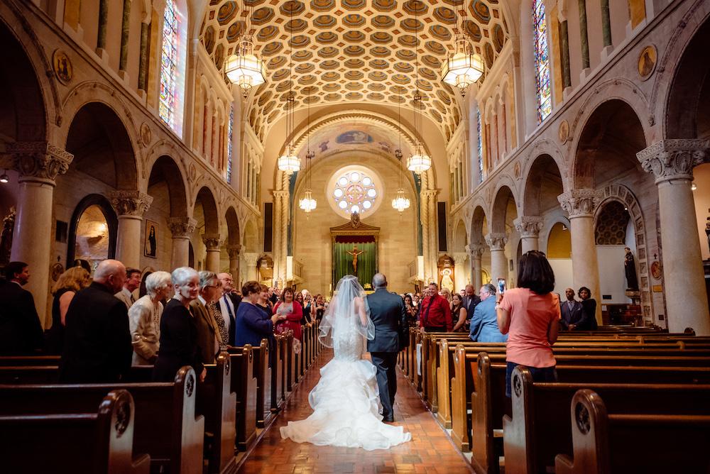 St Anthony of Padua Wilmington DE Wedding by Matt Steeves Photography 10.jpg