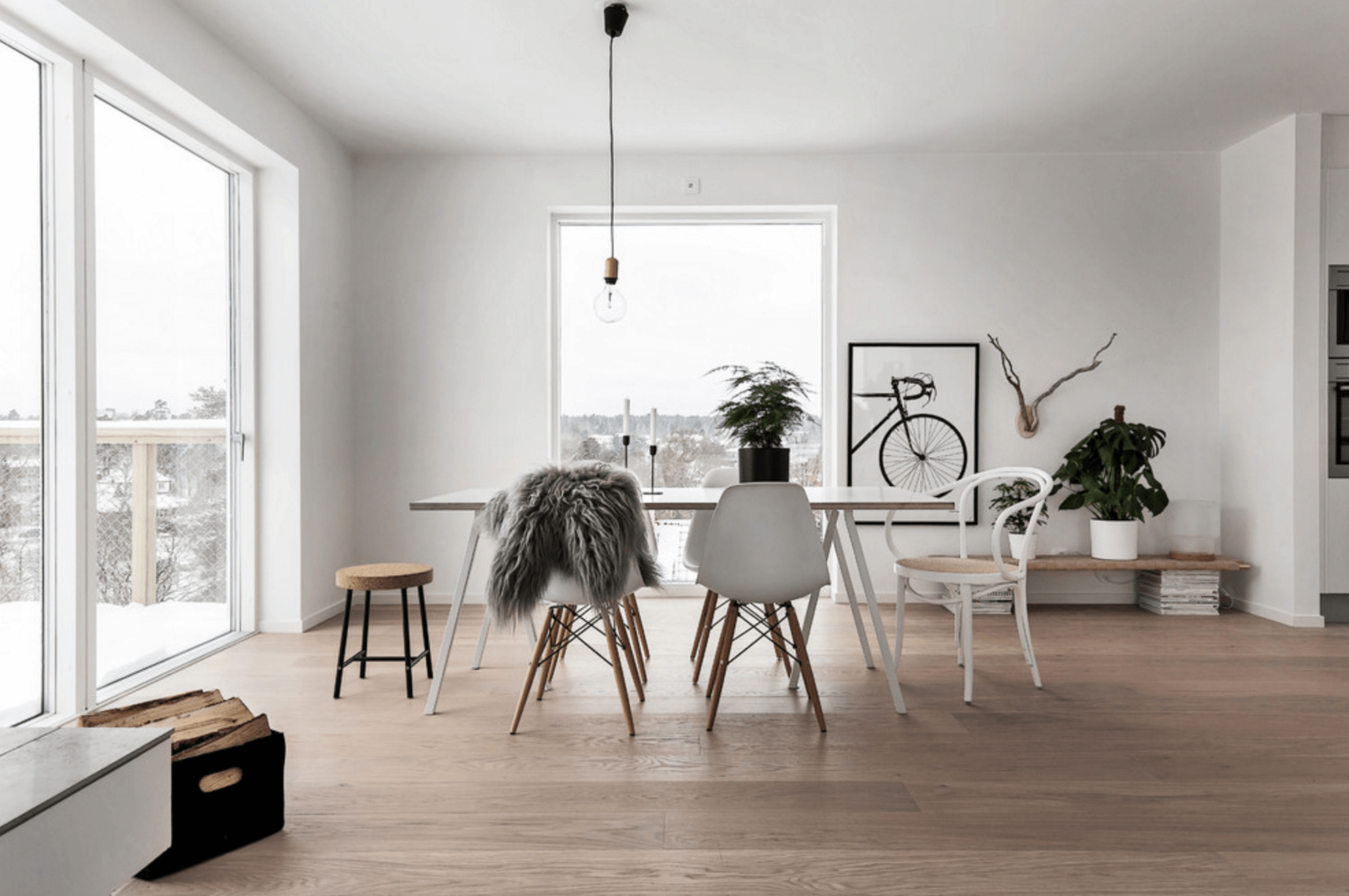 Image:  Scandinavian Home
