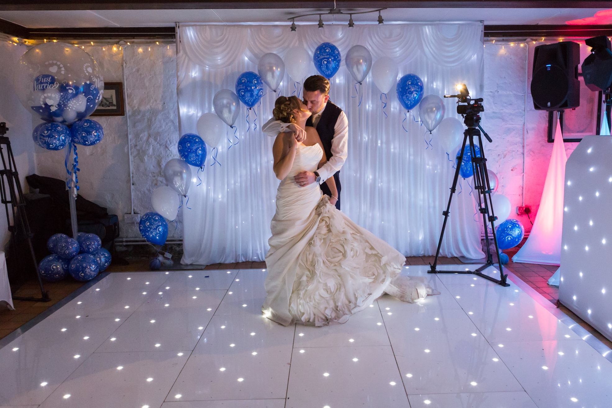Salmstone Grange Wedding