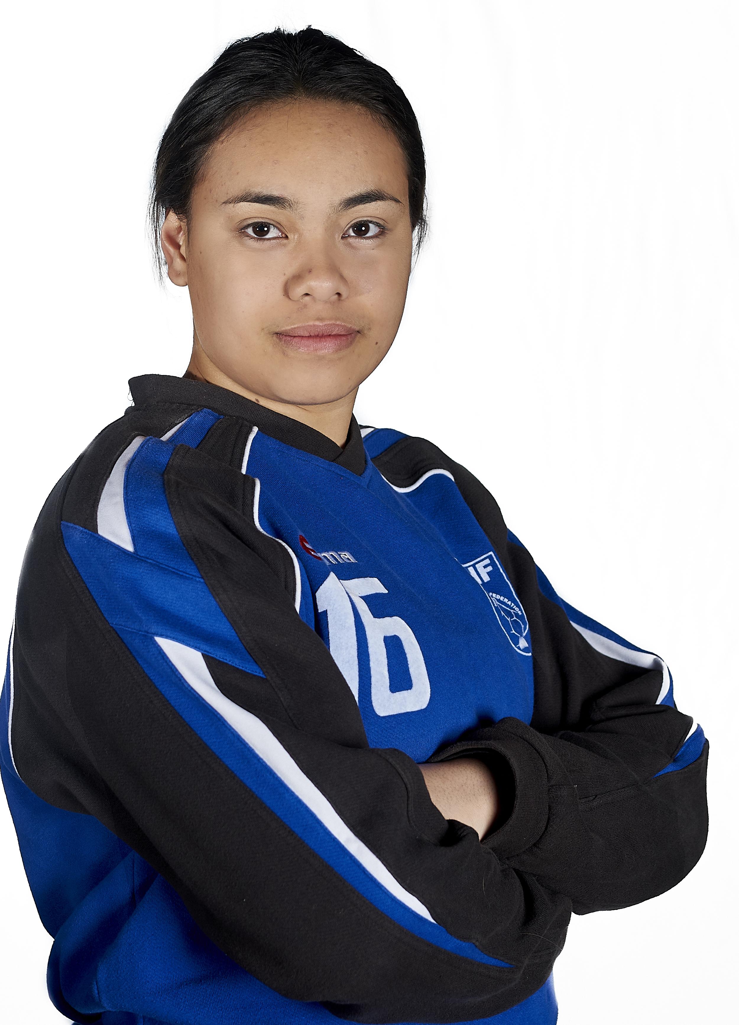 Christine Mulitalo, Wellington   Goal Keeper