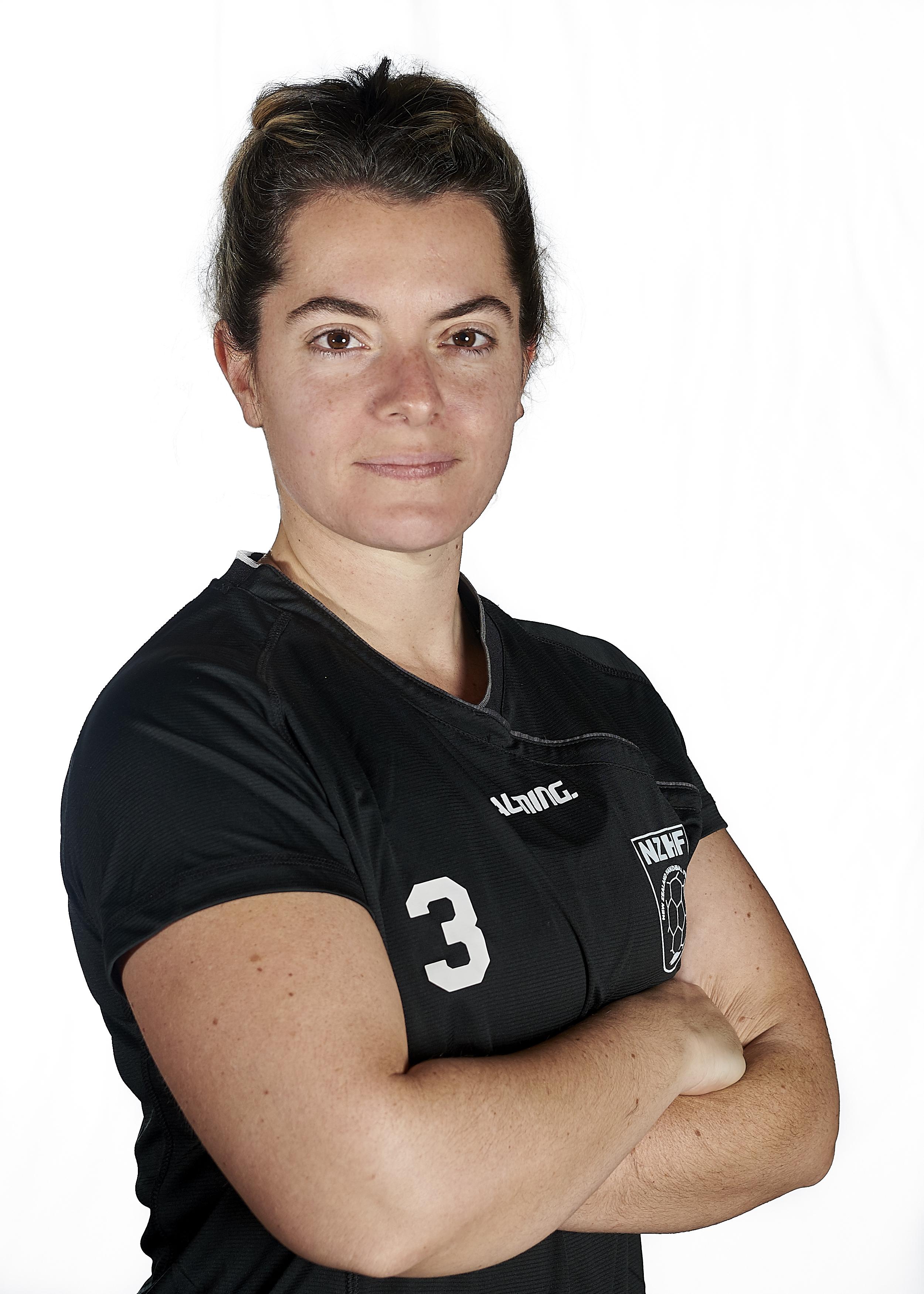 Daniela Conforte Vasconcellos   Centre/Back
