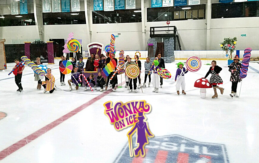IceLiners Theatre On Ice Camp