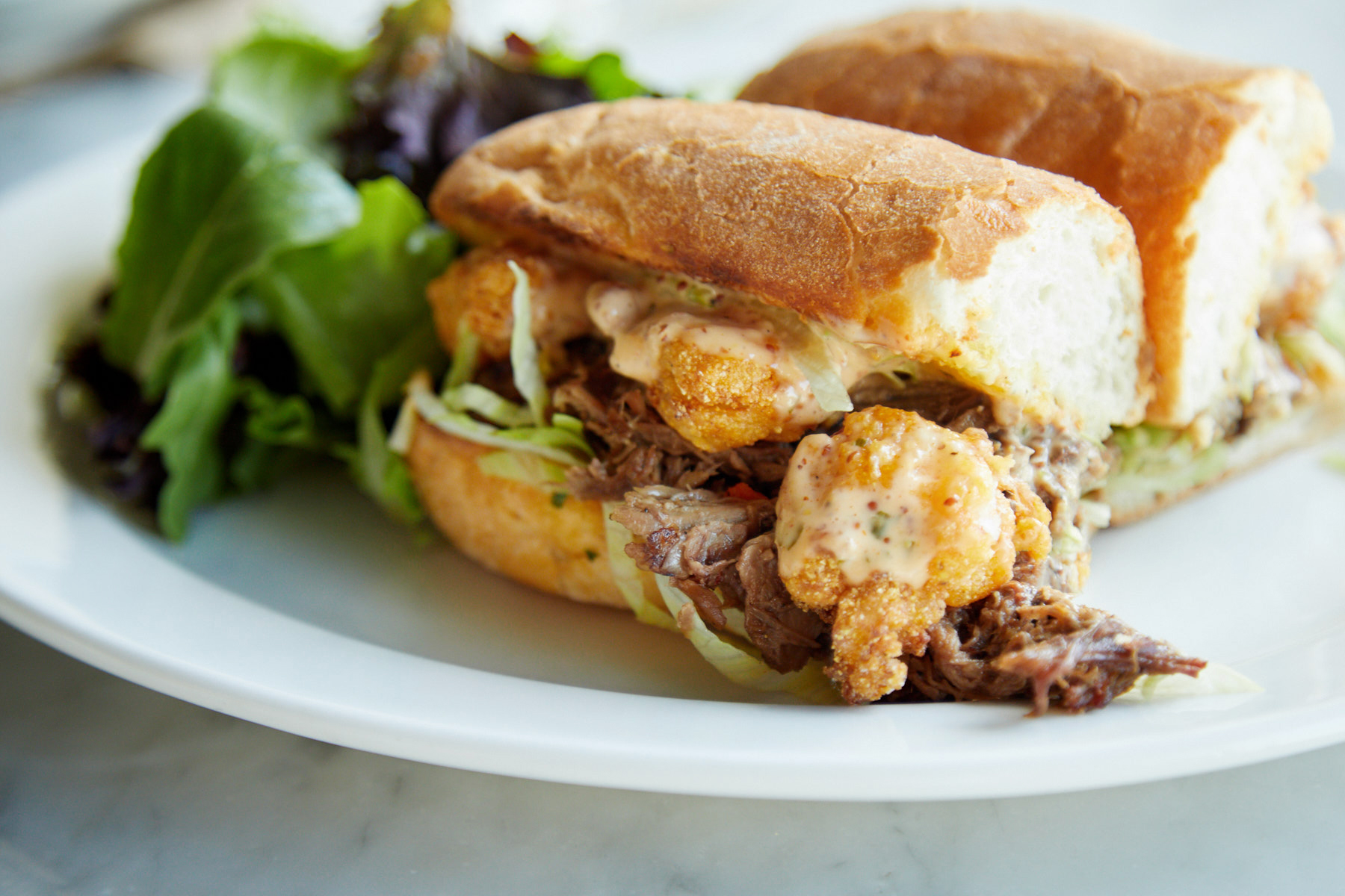 AlbaRays_Surf Turf Po Boy_cr New Revolution Media.jpg