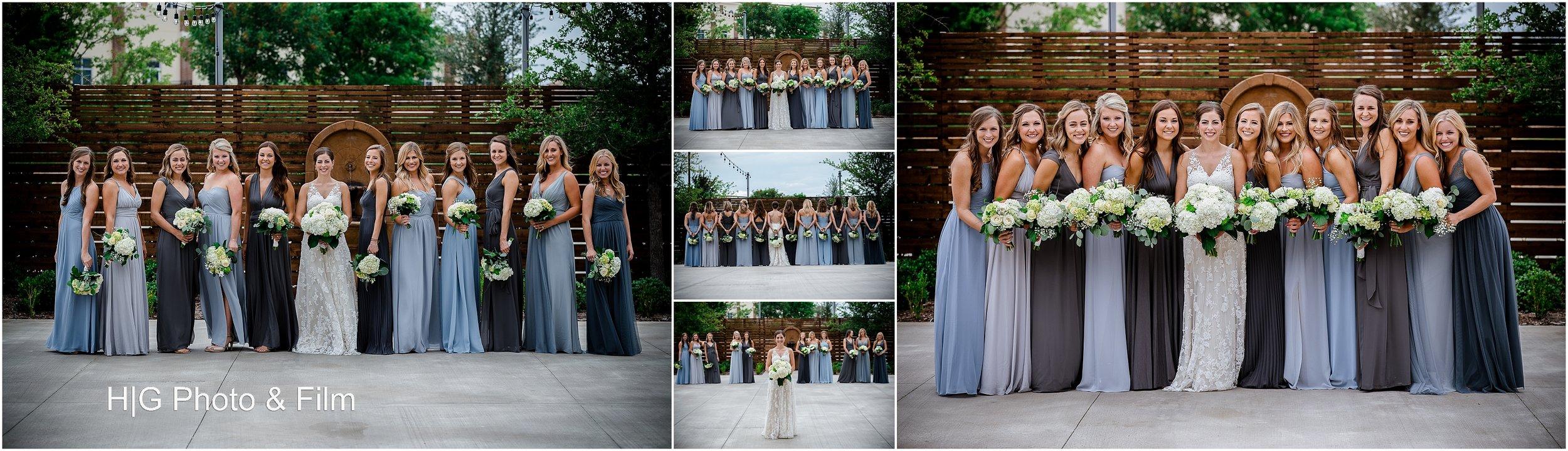 Look at those dresses