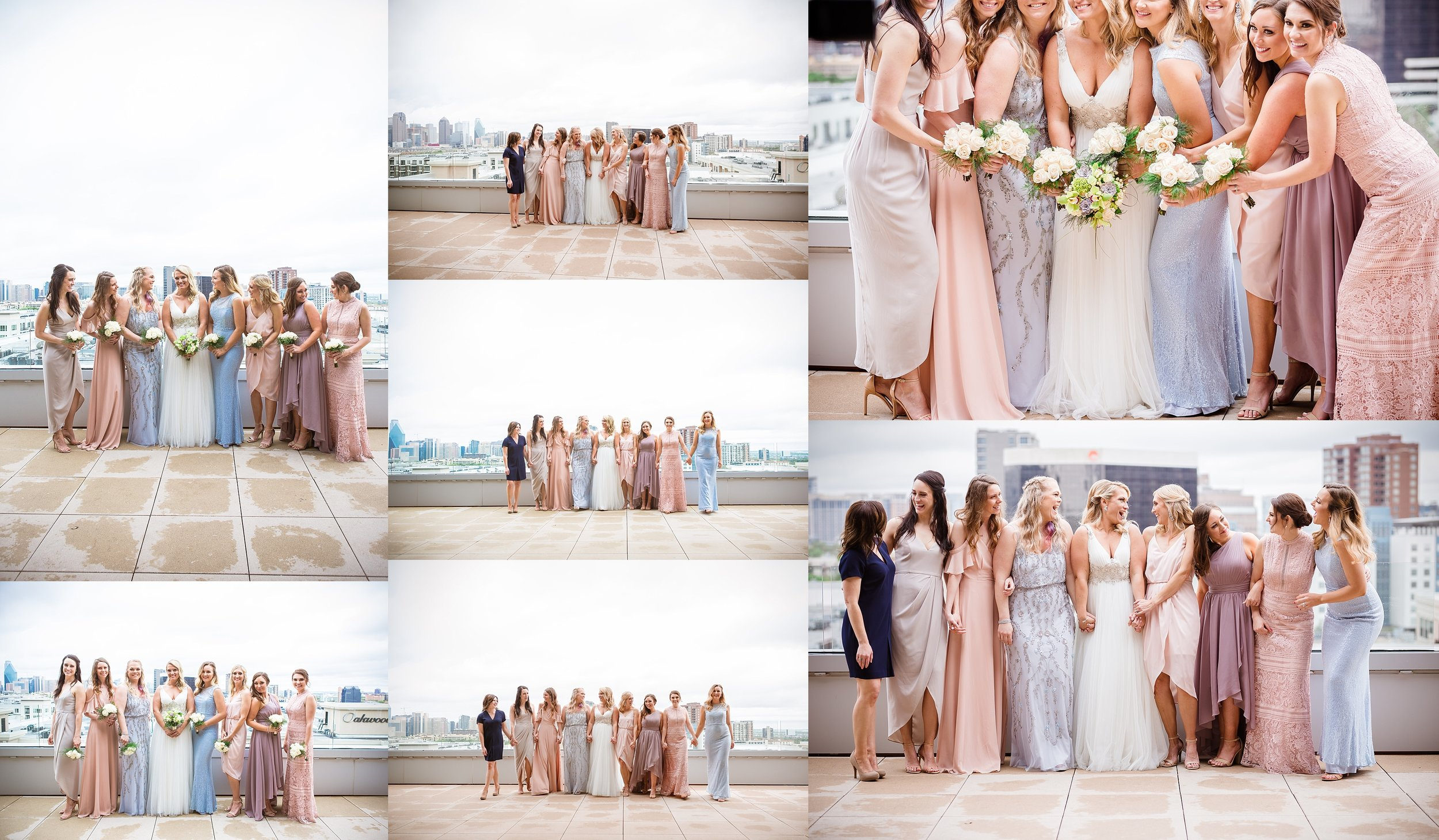 I might have loved to many bridesmaid pictures! So gorgeous