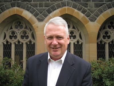 Dr Geoffrey Cox, Director of Music