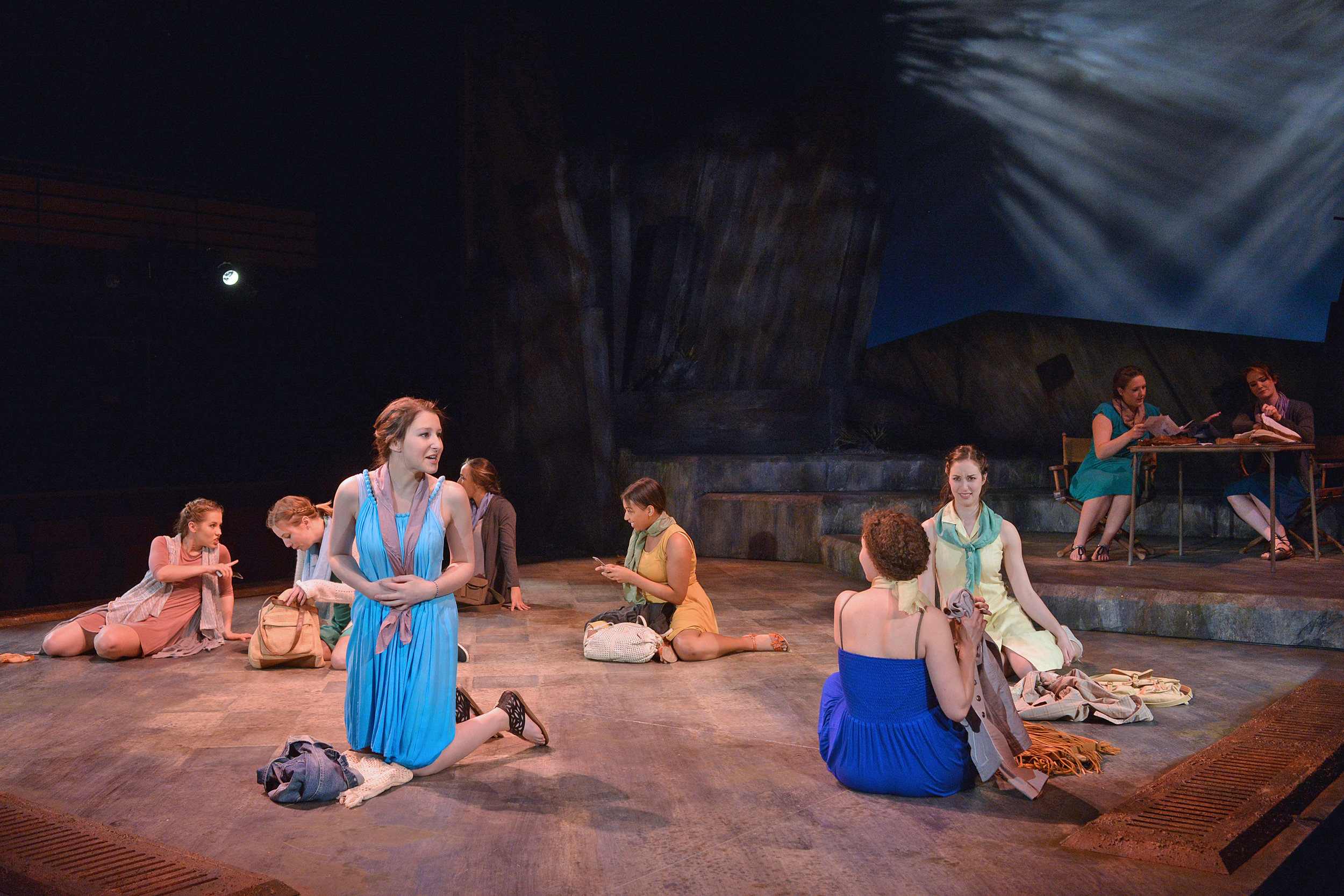 Iphigenia at Aulis--University of Michigan