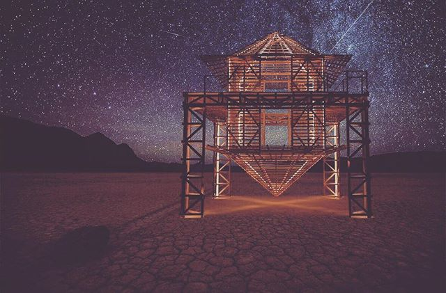 Help us turn this dream into a reality ✨ 🌙 Aluna Burning Man 2017, an interactive structure with an octophonic sound installation that spatializes a rich cosmological environment based on the wisdom of the Arhuacos, an indigenous community from the Sierra Nevada of Santa Marta, Colombia. ✨🌙 We need your support! Please check out our Indiegogo in bio 💙 • #burningman #2017 #interactive #installation #atnight #balance #reciprocity #collaboration #colombia #international #prehispanic #sounds #experimental #ableton #blackrockdesert #love #dream #perseverance #art #indiegogo #crowfunding #hustle @burningman @_anamanu_ @xxtinaaastina @daviduhgeela @kikaluca @rebekcavictoria @pirrylarotta