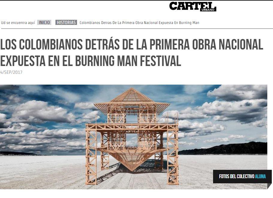 Photo by Cartel Urbano