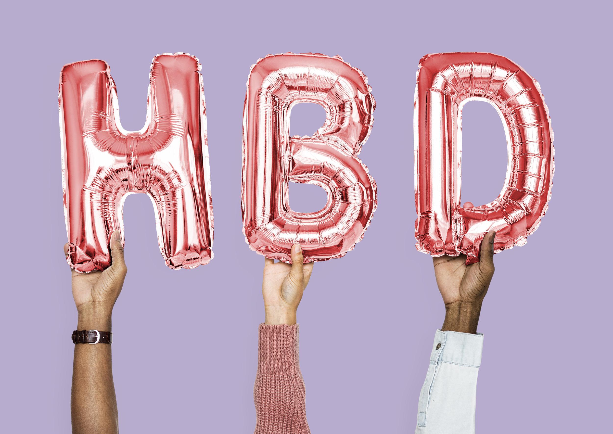 Birthday Parties - Fun and creative birthday party ideas for adults~ 20th - 30th birthday - 40th birthday - 50th birthday and more ~