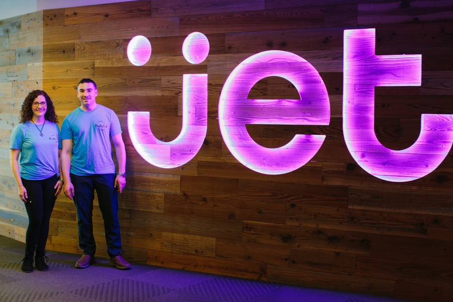 Experiential Marketing Product Launch at Jet.com