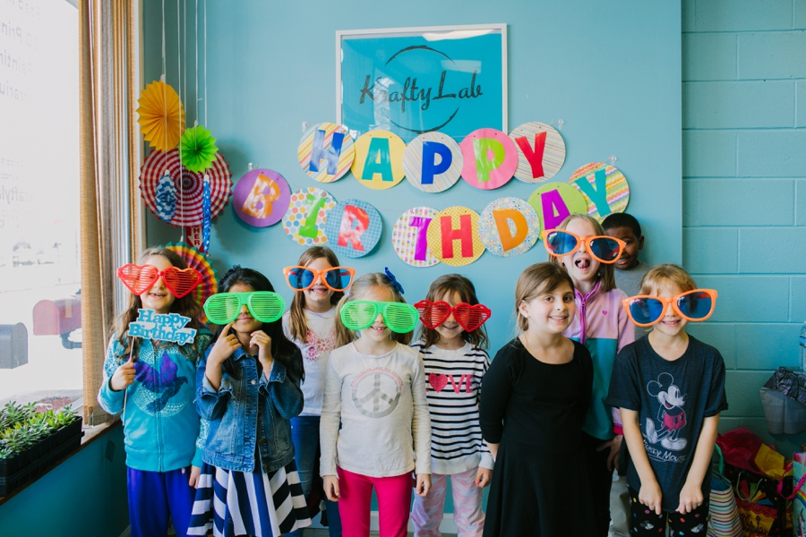 Kids birthday party in New Jersey and New York