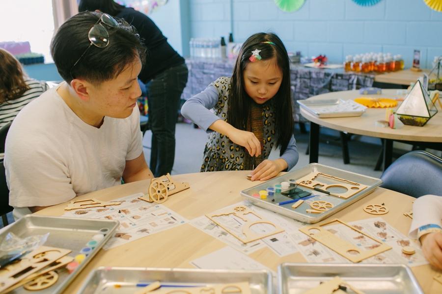 STEM Kids birthday parties NJ NYC