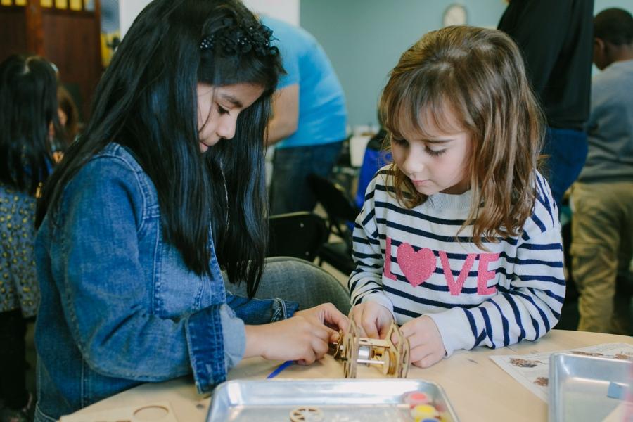 STEM kids birthday parties