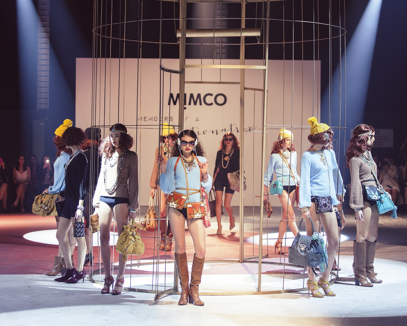 Mimco Runway Creative and production