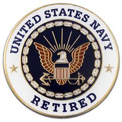 U.S.N. Retired