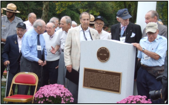 P.O. Box 1142 Reunion in 2007 - Photo Credit: NPS