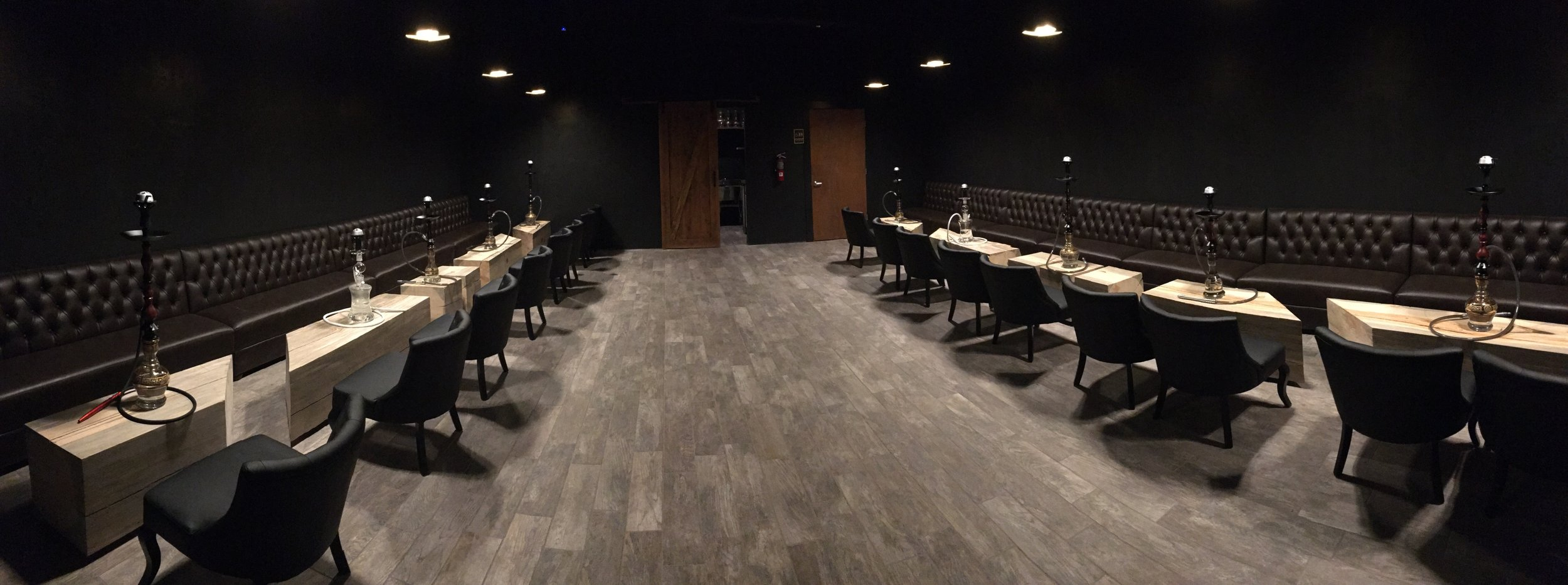 The Lounge Floor