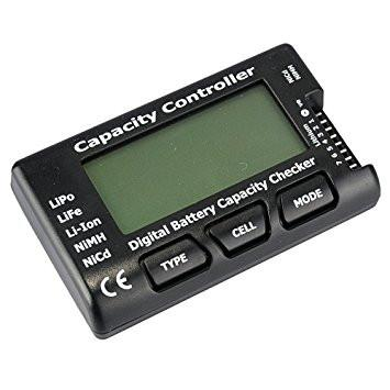 RC CellMeter-7 Digital Battery Capacity Checker -