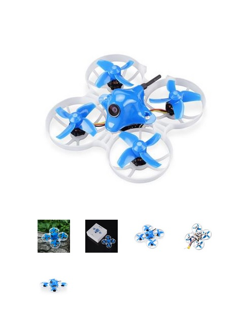 Beta75X 2S Brushless Whoop Micro Quadcopter