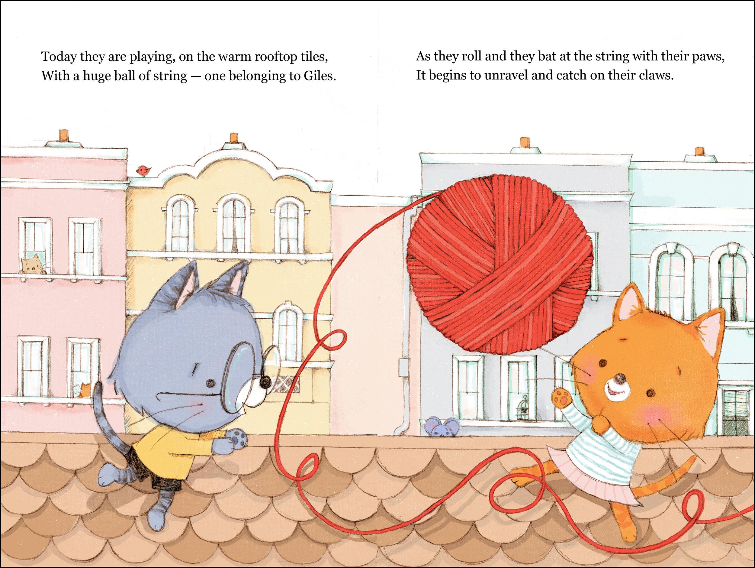 Book Illustration -