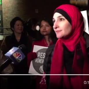 Women's March Organizer Linda Sarsour & Jerin