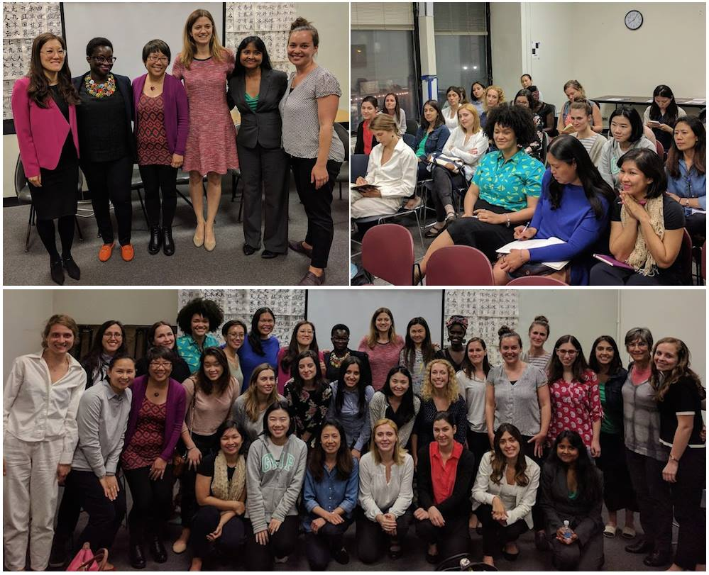 New Women New Yorkers Mentoring
