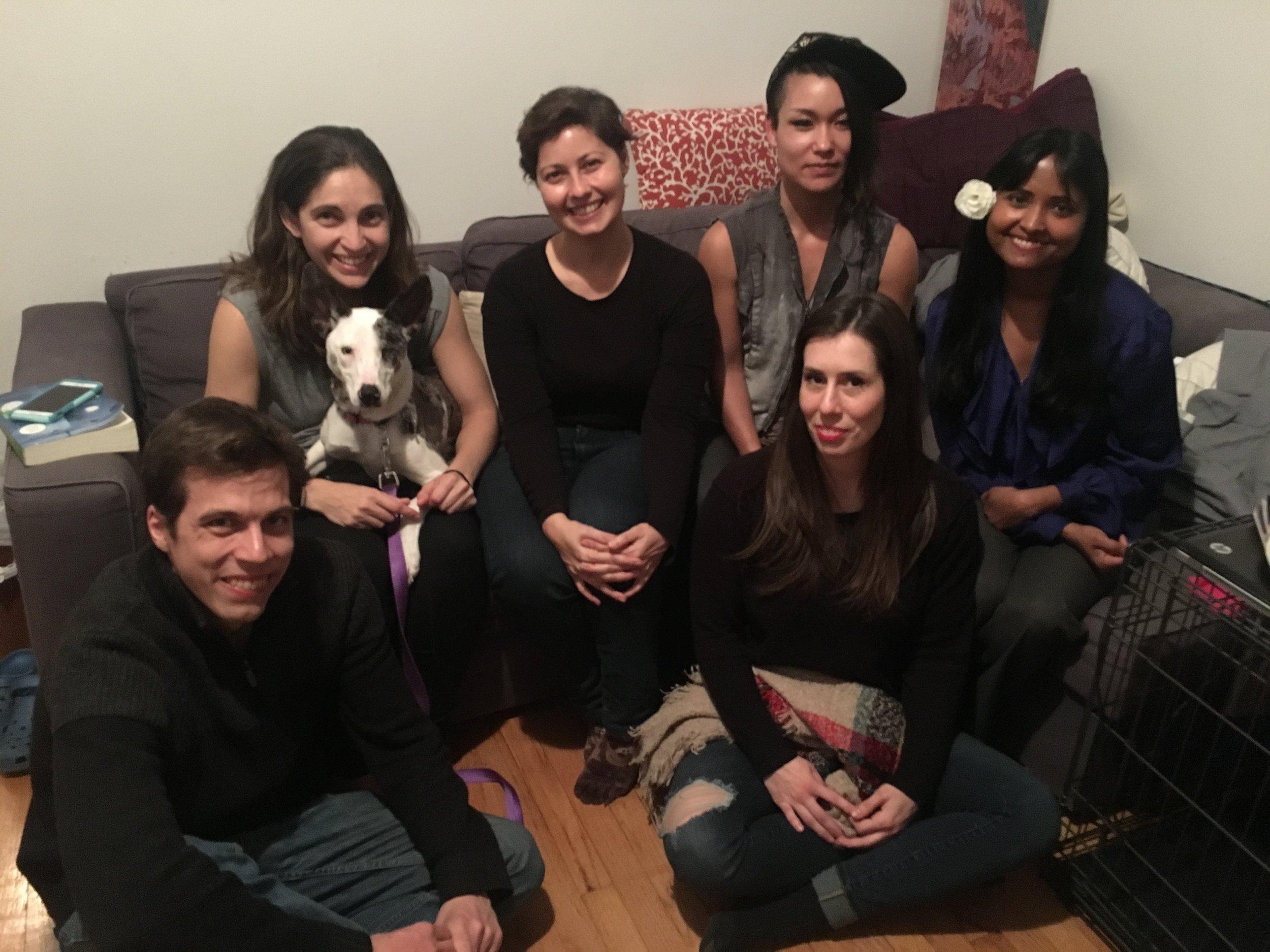 Organizer: Feminist Force Field Potluck