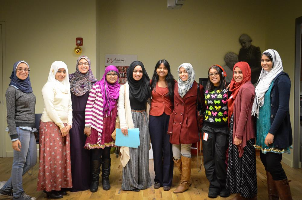 Trainer: Mecca to Manhattan: Muslim Women Moving Mountains®