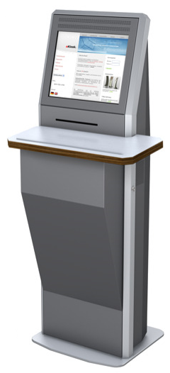 Sapphire for touch screens, kiosks, ATMs and fueling terminals/gas stations/outdoor terminals