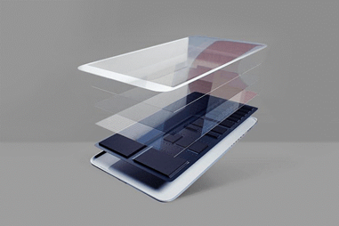 Sapphire for mobile phones/smart phones (sapphire glass/cover glass/display covers)