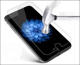 Sapphire protective screens for mobile phones/mobile devices (shatterproof/scratch resistant)
