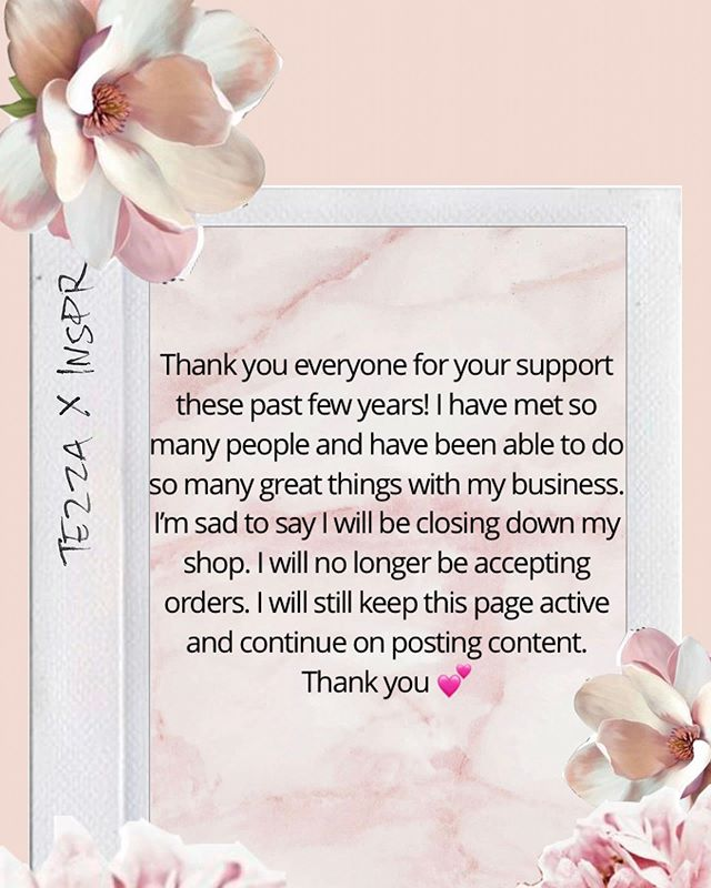 Update ✨thank you each and everyone of you that has purchased from me, shared my page, and recommended my business. You guys are all so amazing! I had so much fun meeting you guys and creating your cakes and macarons. Thanks for trusting me! #elliesmacarons #lifeishappening #thankyou