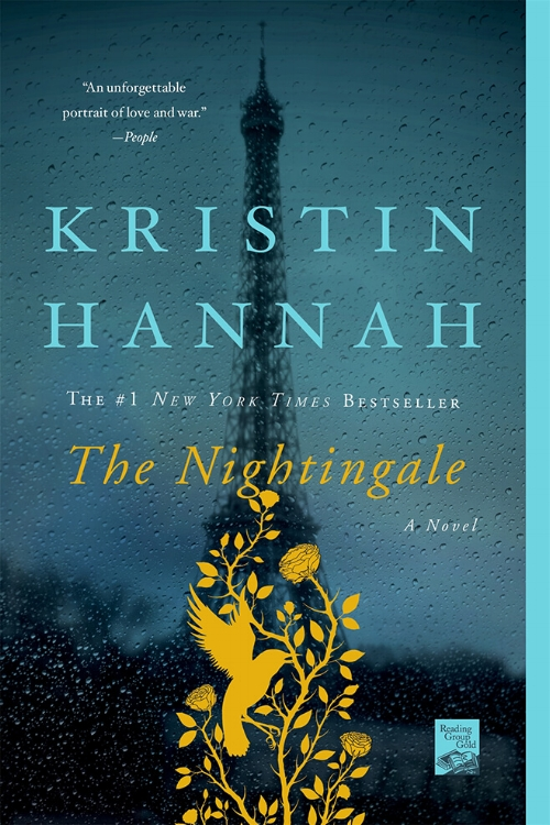 The Nightingale by Kristin Hannah, from $16.99 USD