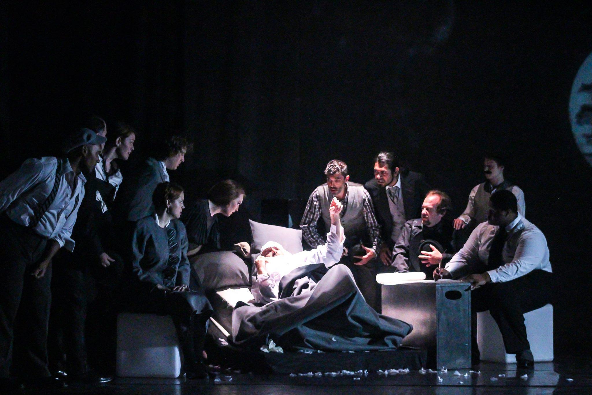 Claire Leyden as Nella (Center Left)