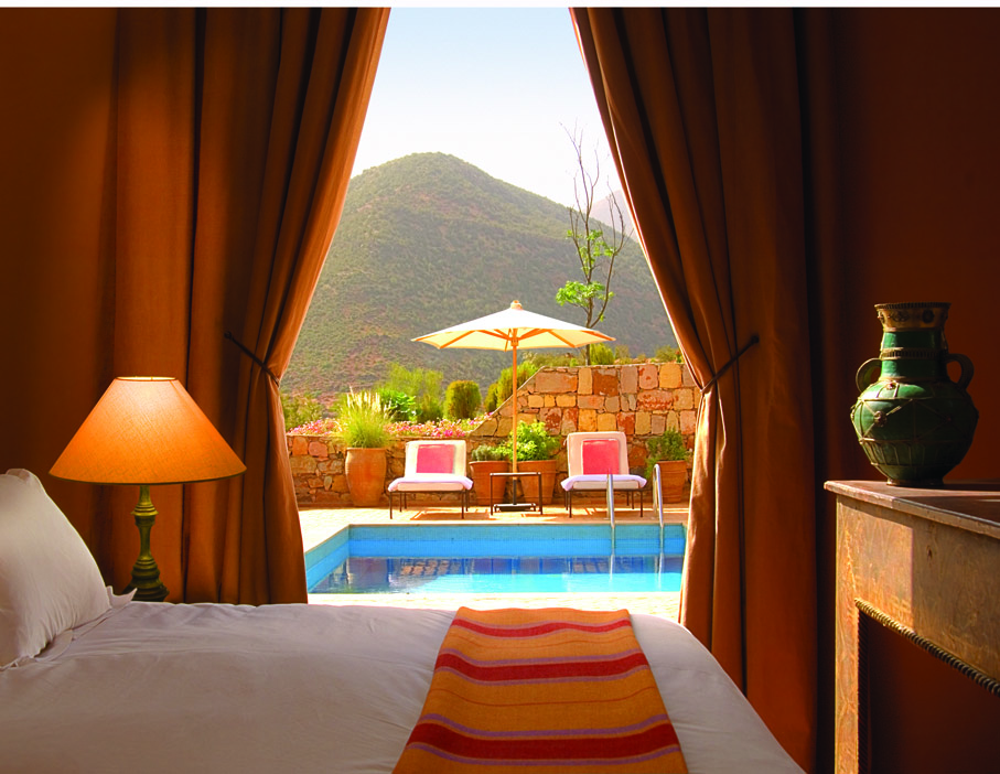 Moroccan hospitality, warmth - where the traditional and contemporary coexist. -