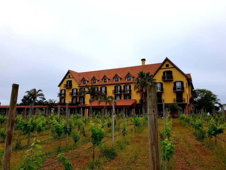 Hotel Quinta Do Furao, Santana, Madeira