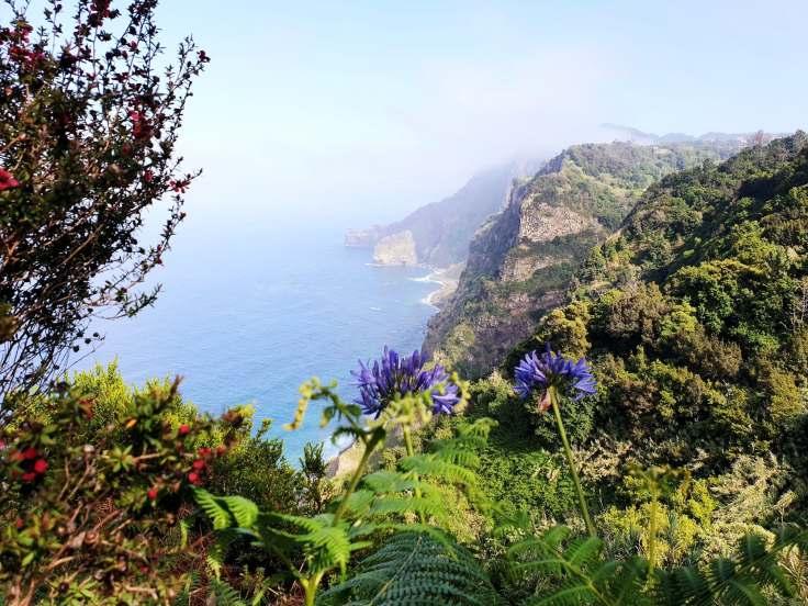 The hotel view – Hotel Quinta Do Furao, Santana, Madeira