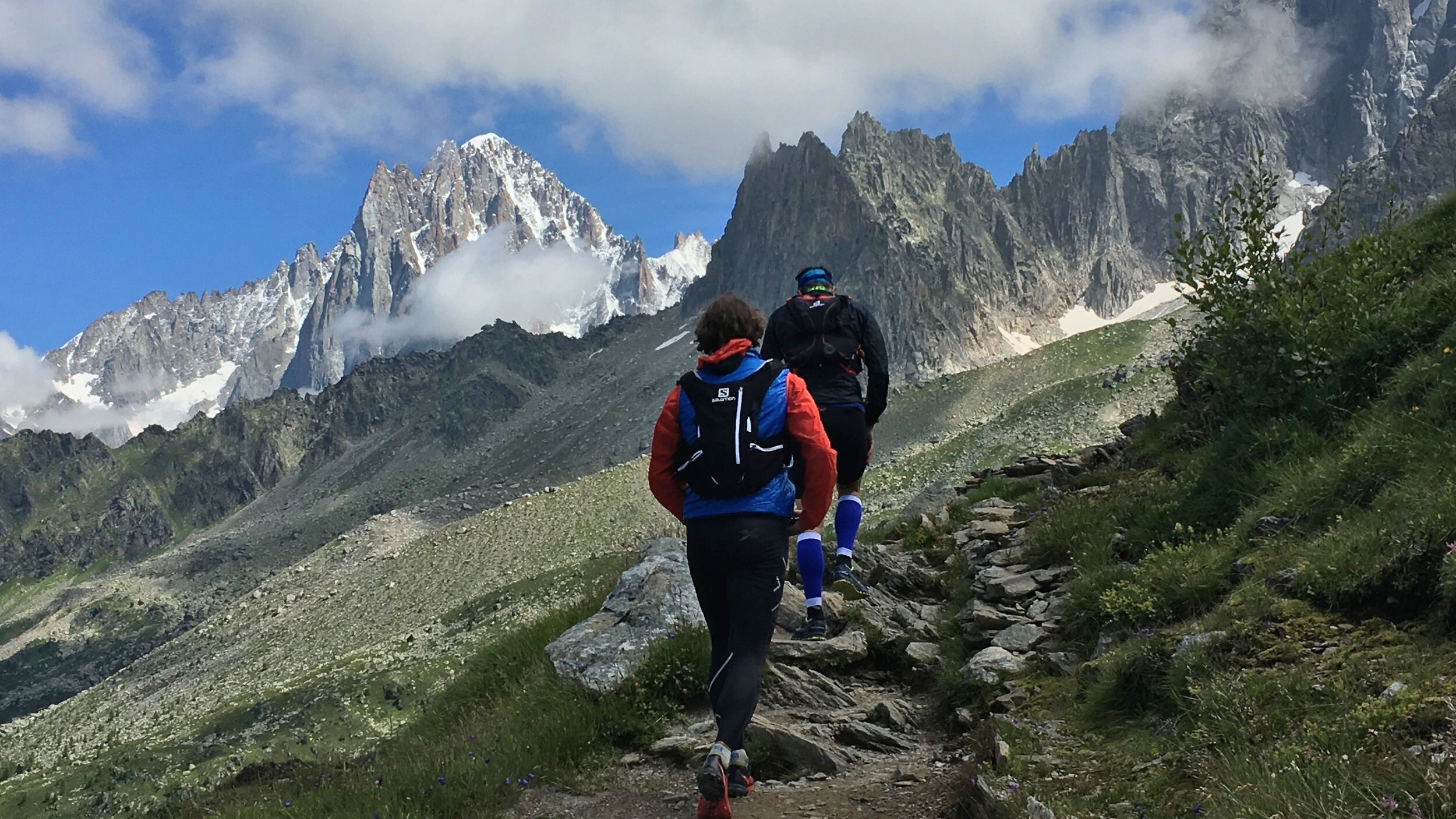 TOUR DU MONT BLANC - August/September 2020