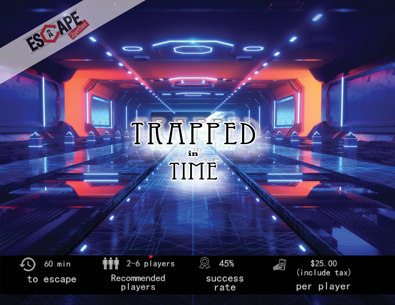 2-6 PLAYERS/ 60 MINUTES / DIFFICULTY LEVEL = MODERATE-HARD