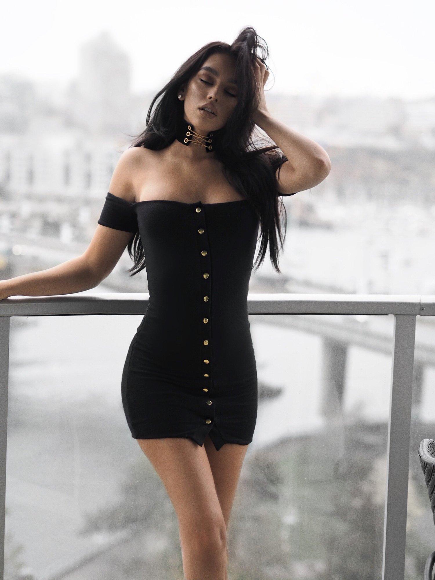 Sexy LBD — JANICE JOOSTEMA Janice Joostema