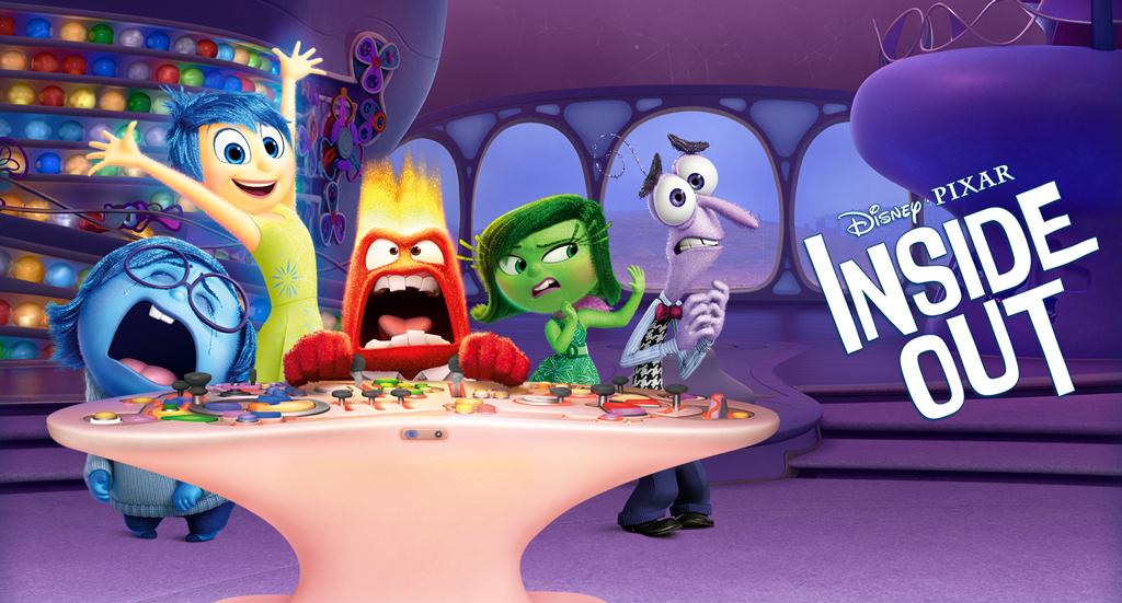 Movie Night - Inside Out - Friday,November 24
